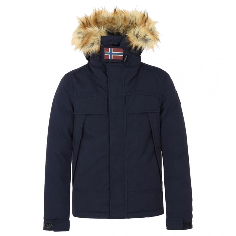 Napapijri Skidoo Open Short Mens Jacket - Mens from CHO Fashion and ... bdde3005216c