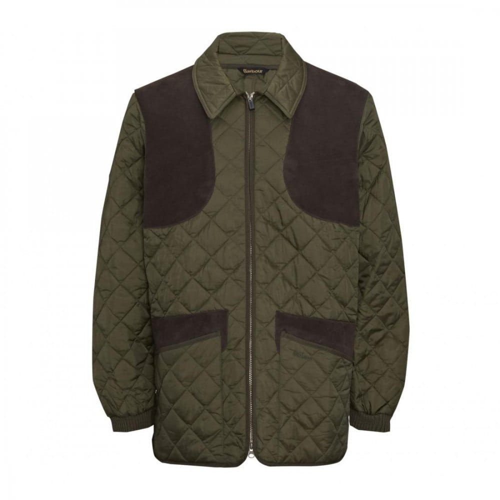Mens Diamond Quilted Jacket Lyle And Scott