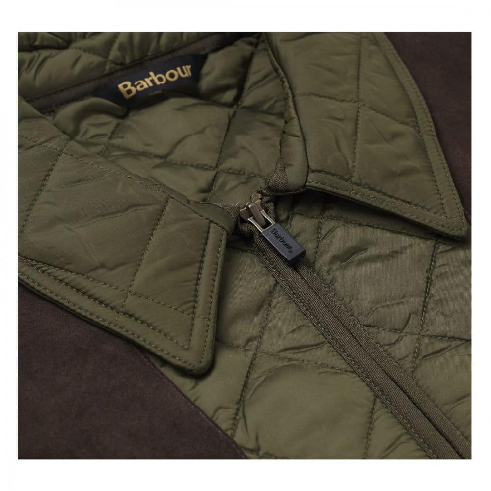 Barbour New Keeperwear Jacket - Mens from CHO Fashion and Lifestyle UK : barbour keeperwear quilted jacket - Adamdwight.com