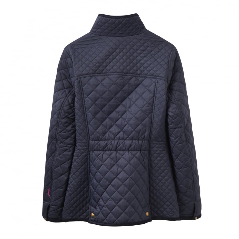 Joules Newdale Quilted Ladies Jacket (V) - Womens from CHO Fashion ... : quilted ladies coat - Adamdwight.com