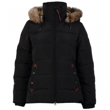Oldhaveny Ladies Jacket (Faux Fur)