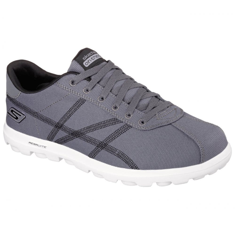 Skechers Skechers On the GO Retro in Black Skechers Mens