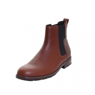 Original Refined Leather Mens Chelsea Boot