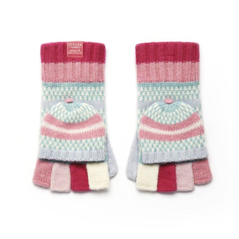 d20ae669 Joules Orkney Glitten Ladies Fingerless Gloves (T) - Accessories ...