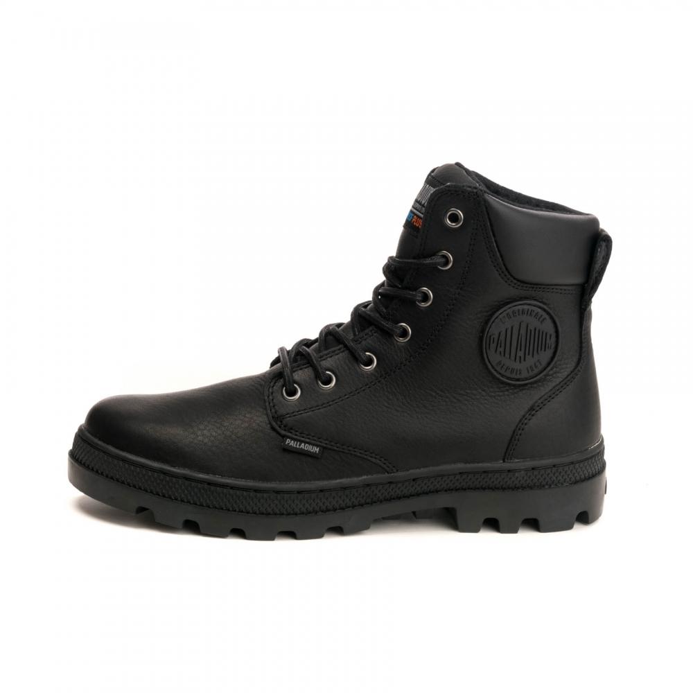 b3ddb1274ac Palladium Pallabosse SC WP Leather Mens Shoe - Footwear from CHO ...