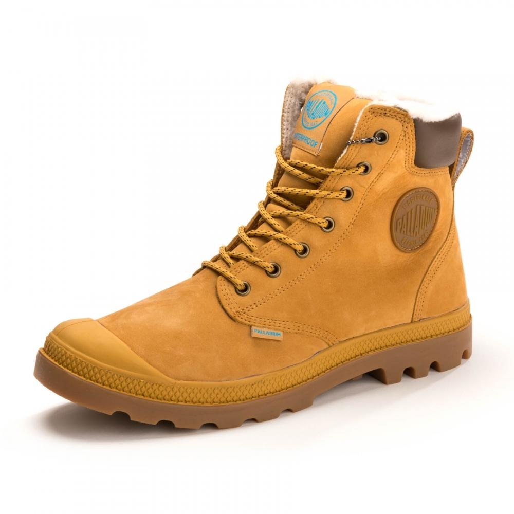 ba92868418d Palladium Pampa Sport Cuff WPS Leather Unisex Shoe - Footwear from ...