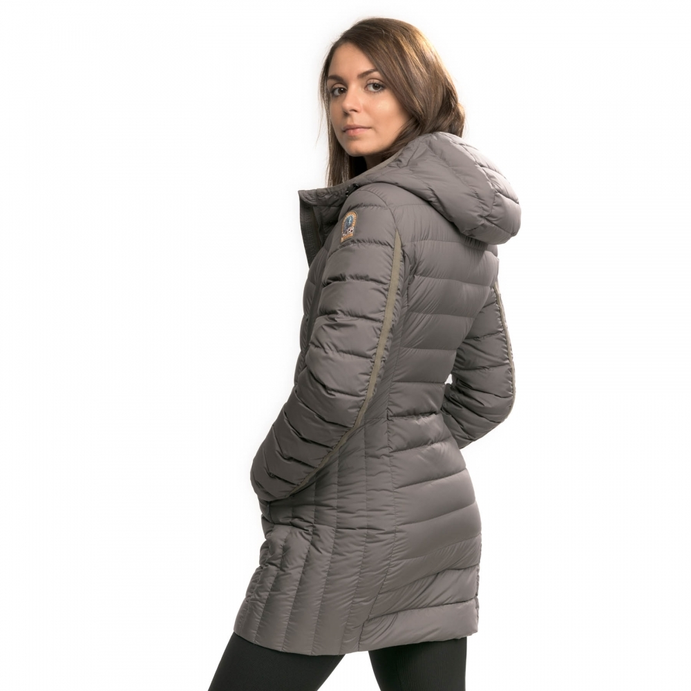 ... parajumpers irene womens long jacket
