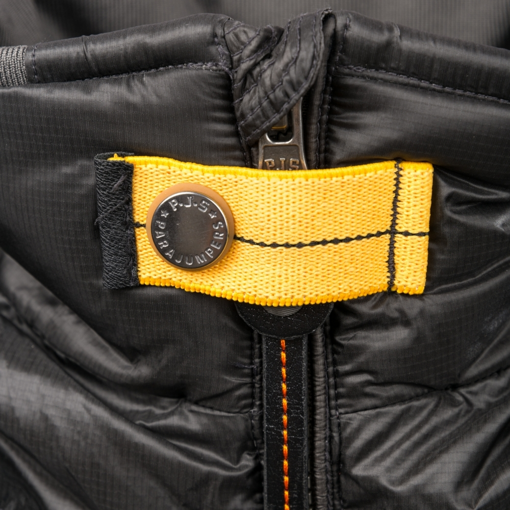 parajumpers yellow jacket