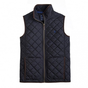 Penbury Fleece Quilted Mens Gilet (W)