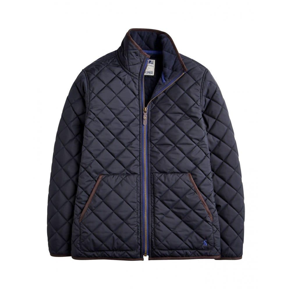 Mens quilted jacket sale uk - Penbury Quilted Fleece Lined Coat S