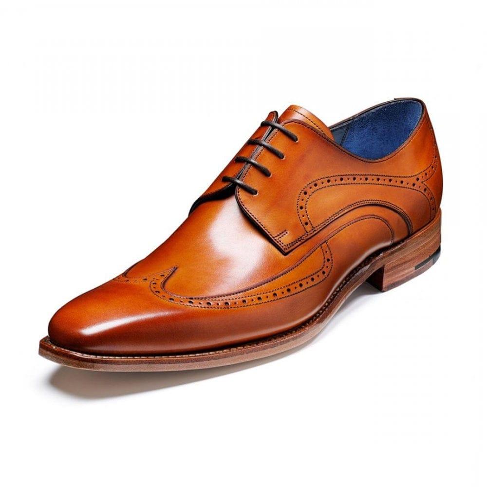 Barker Blue Shoes
