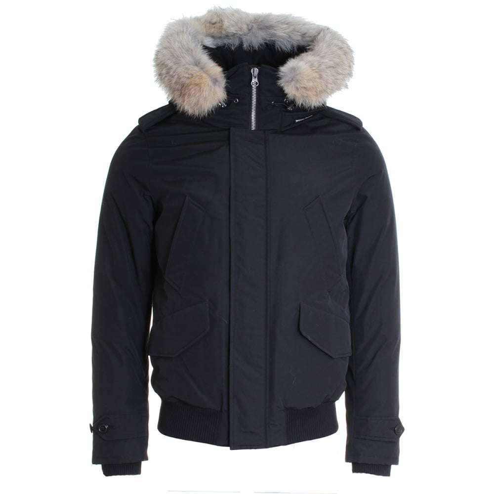 woolrich polar mens jacket mens from cho fashion and. Black Bedroom Furniture Sets. Home Design Ideas