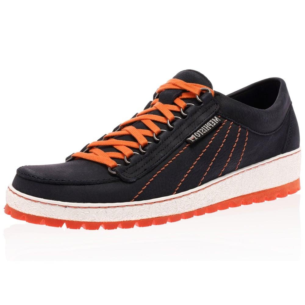 Mephisto Lady Ladies Shoe Navy UK6.5 EU40 US9 AKWL5AO