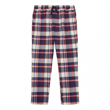 Relaxwell Check Mens Lounge Trousers (V)