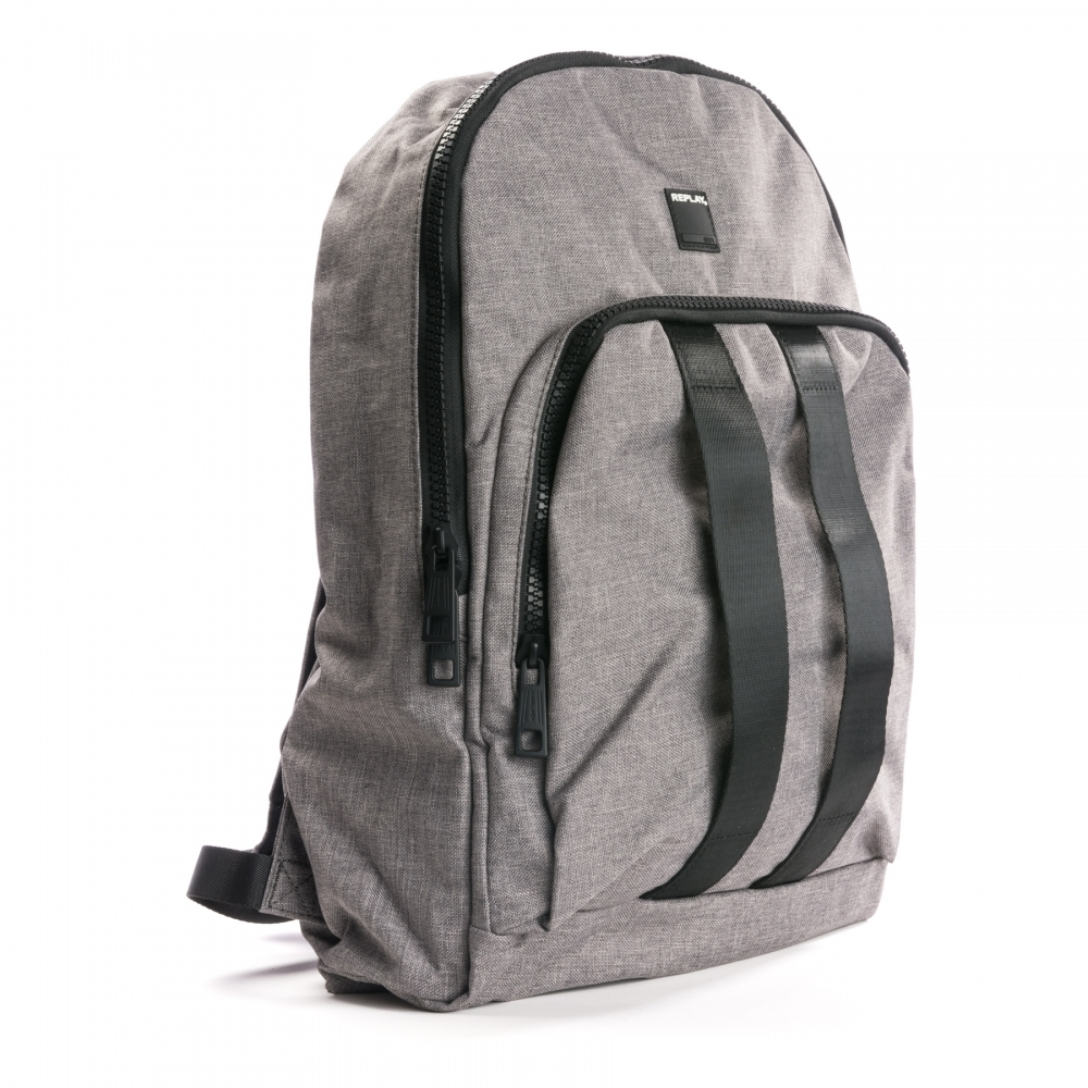 Replay Striped Heathered Backpack FM3311.000.A0343 - Accessories ... 9ca7956577d0e