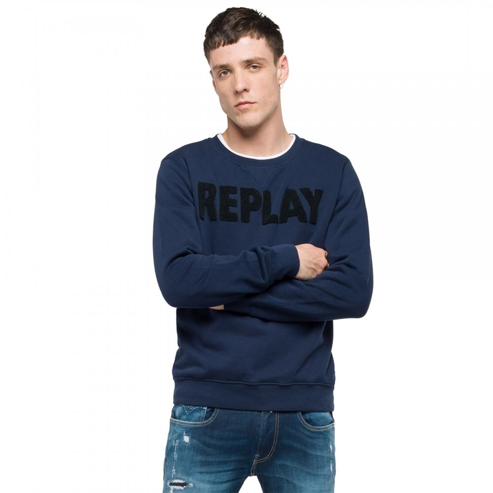 Replay Mens Sweatshirt