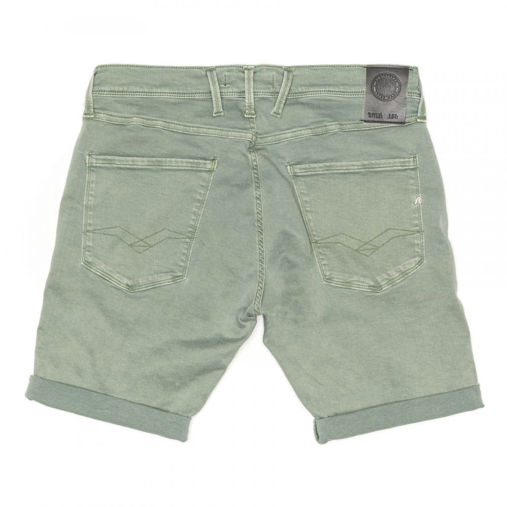 f1ffe450 Replay MA996 .000.8166121 Mens Shorts - Mens from CHO Fashion and ...