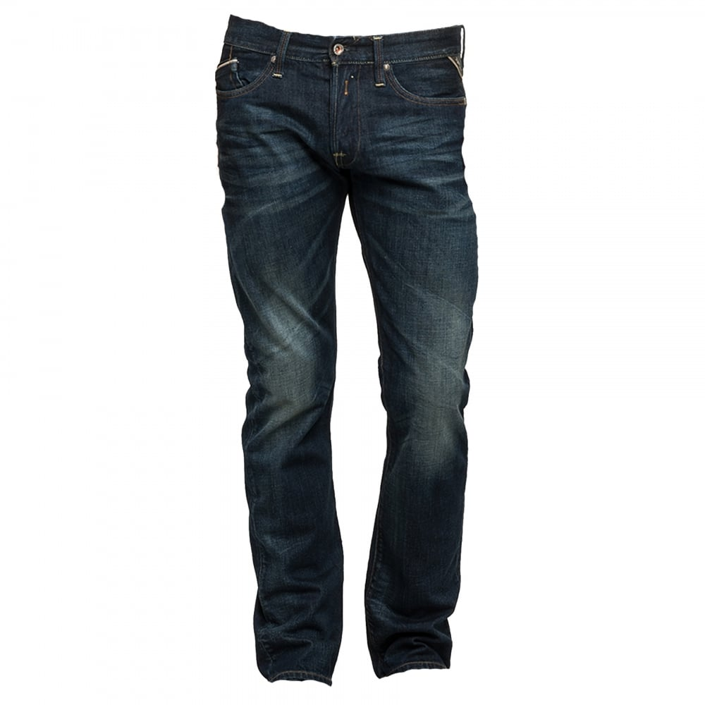 Replay Waitom Regular Slim Fit Mens Jeans - Mens from CHO Fashion ... d3d37e0d1267