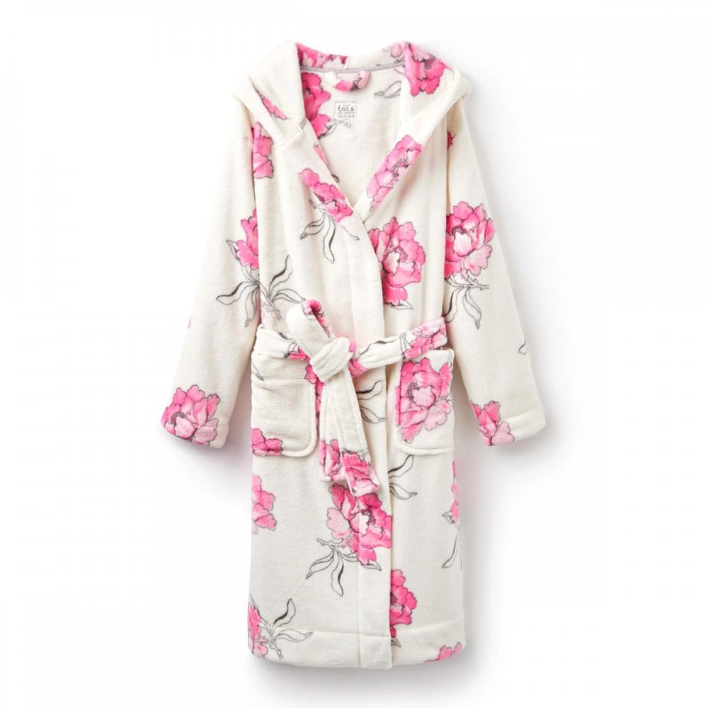 Joules Rita Ladies Dressing Gown (U) - Womens from CHO Fashion and ...
