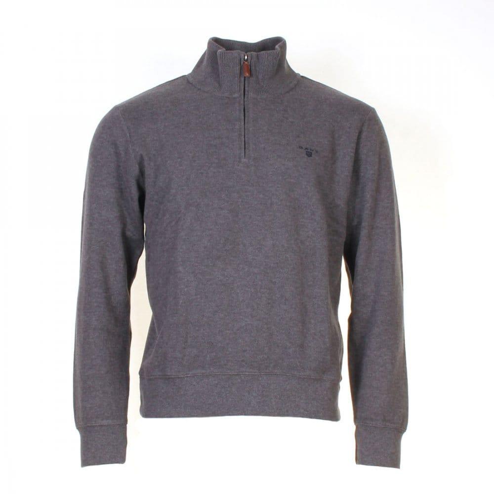 969111ad41 GANT Sacker Rib Mens Half Zip Sweater - Mens from CHO Fashion and ...