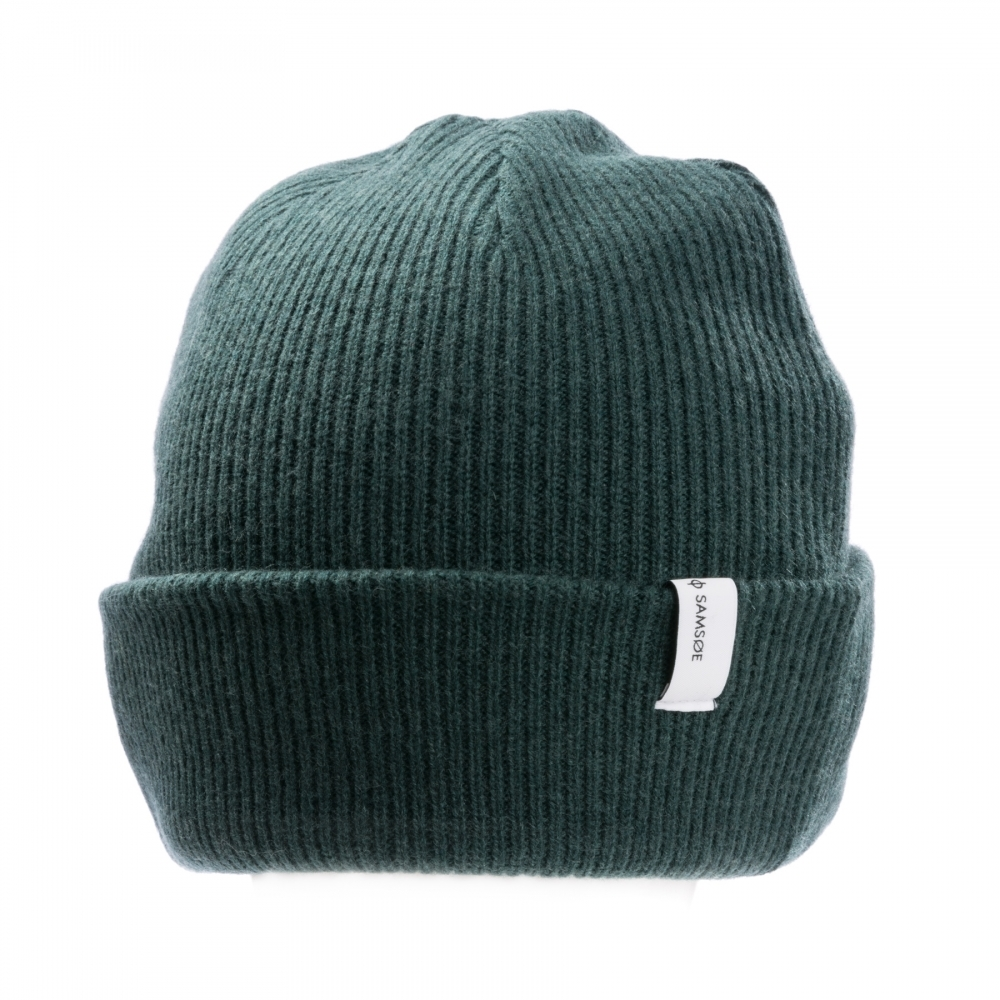 Samsoe   Samsoe The Mens Beanie 2280 - Accessories from CHO Fashion ... 3da5e9d520d