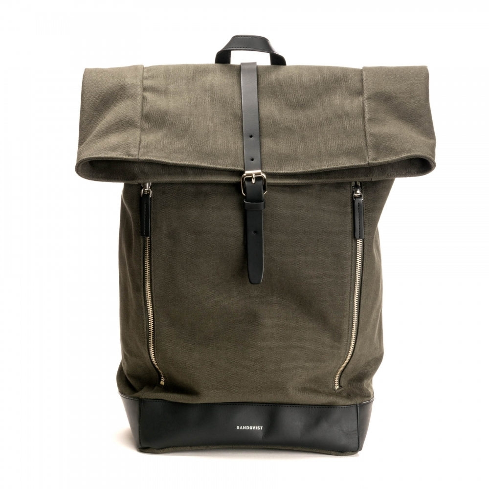3bfb0ef673 Sandqvist Marius Rolltop Backpack - Mens from CHO Fashion and ...
