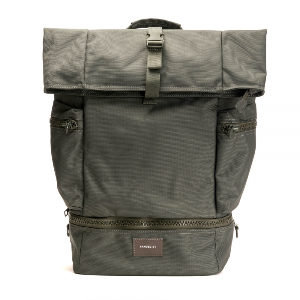 0a8d88f1c5 Sandqvist Verner Roll Top Backpack - Mens from CHO Fashion and ...