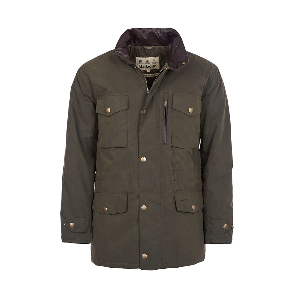 Barbour Sapper Jacket >> Barbour Sapper Jacket Mens From Cho Fashion And Lifestyle Uk