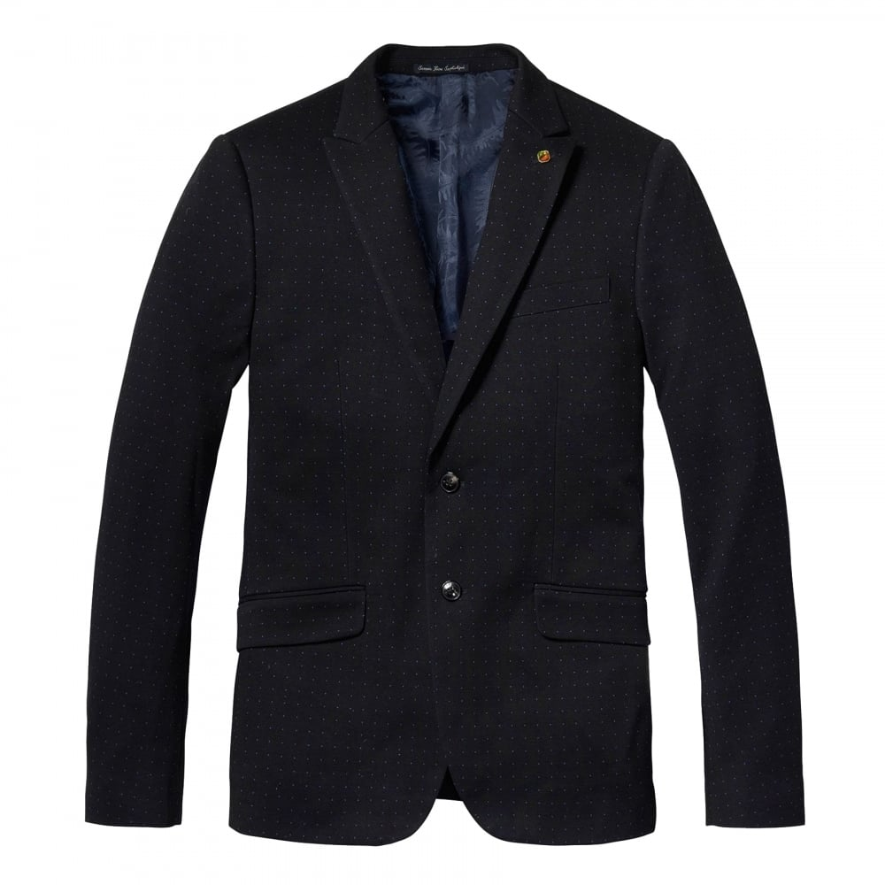 amp; Fashion Scotch Chic Soda From Jersey Cho And Mens Blazer gCFBxqw
