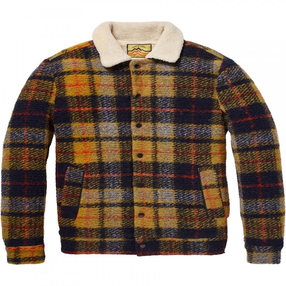 scotch soda mens trucker jacket mens from cho fashion. Black Bedroom Furniture Sets. Home Design Ideas