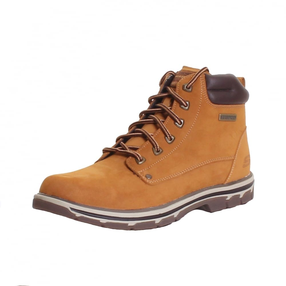 skechers mens boots uk