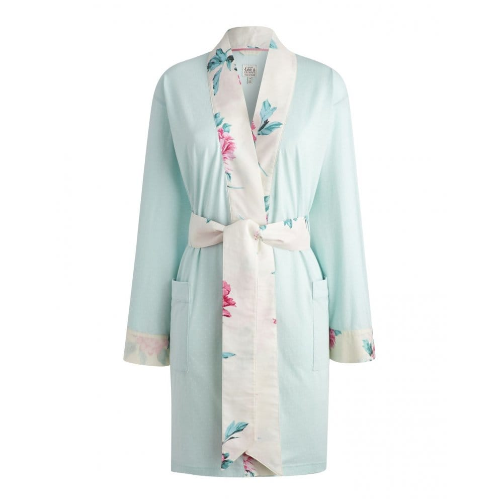 Joules Serena Ladies Dressing Gown (S) - Womens from CHO Fashion and ...