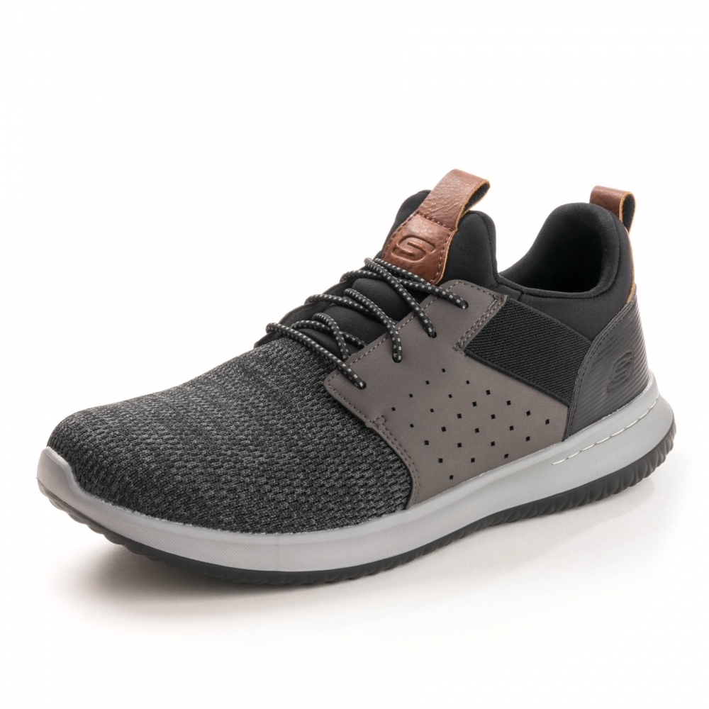 Arruinado Contrato Analgésico  Skechers Delson Camben Mens Trainer - Mens from CHO Fashion and Lifestyle UK