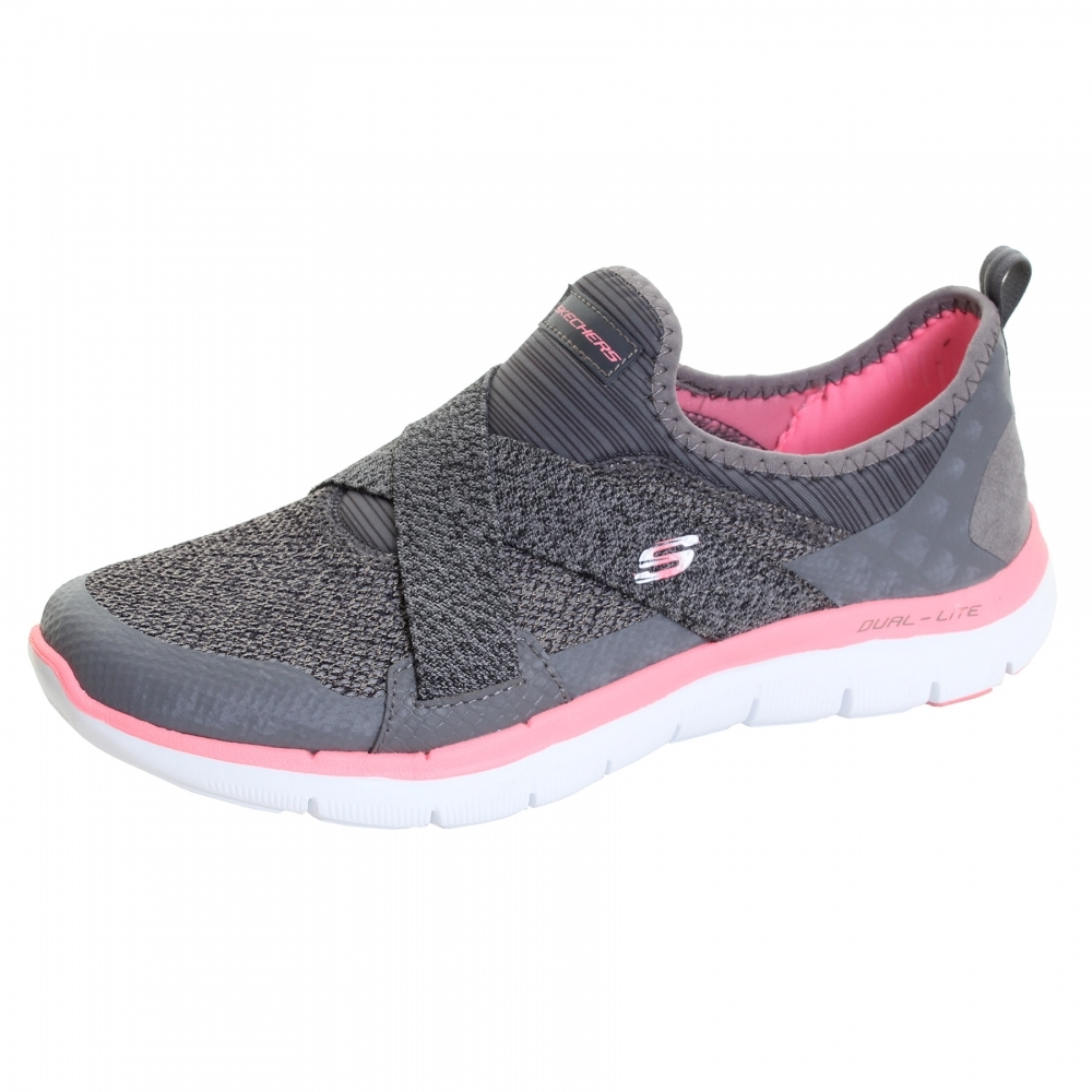 57ae93be1485 Skechers Flex Appeal 2.0 New Image Womens Trainer - Womens from CHO ...