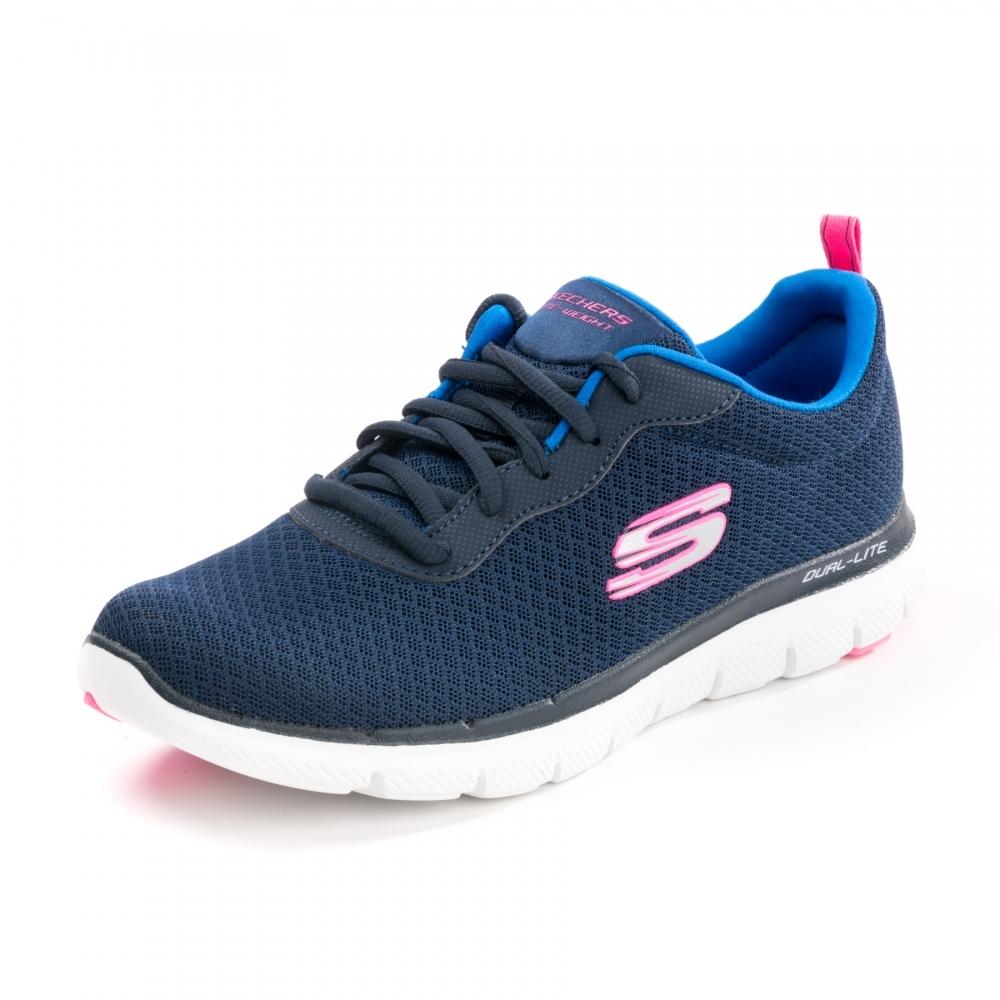2fa127d7a4b5 Skechers Flex Appeal 2.0 Newsmaker Womens Trainer - Footwear from ...