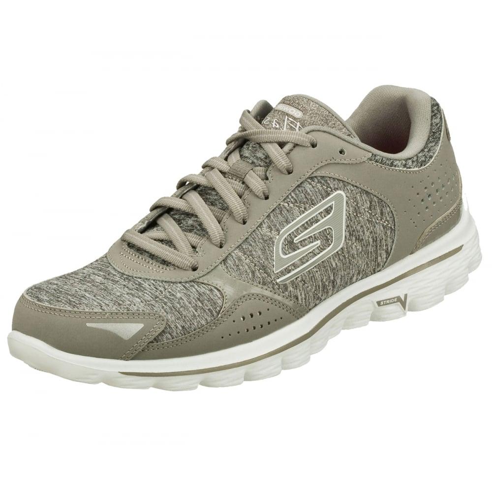f1b4deb23bad Skechers Go Walk 2 Flash Gym Ladies Shoe - Footwear from CHO Fashion ...