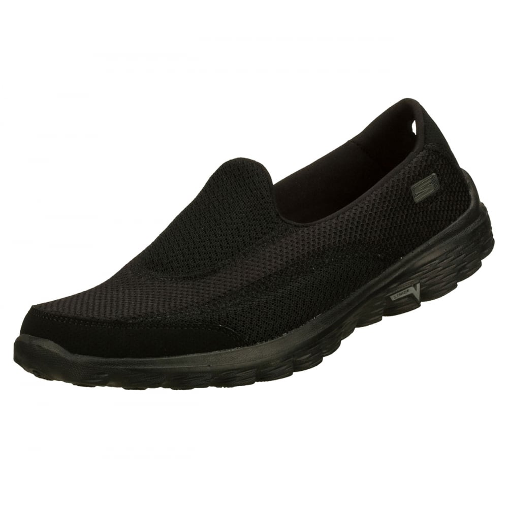 d1a3528a7a2dc Skechers Go Walk 2 Ladies Shoe - Footwear from CHO Fashion and ...
