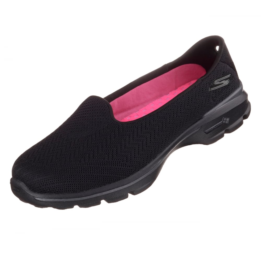 5c0f3cc2c797 Skechers Go Walk 3 Insight Ladies Shoe - Footwear from CHO Fashion and  Lifestyle UK
