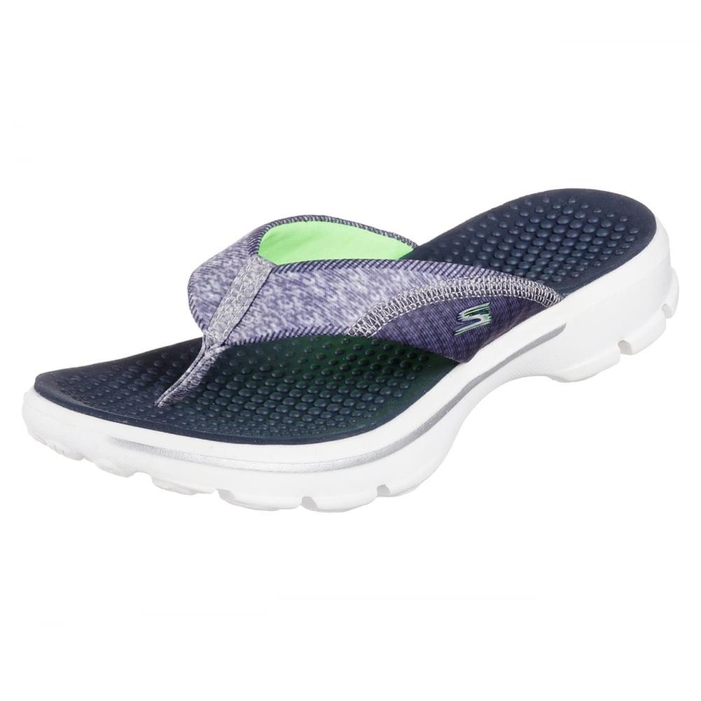 53a5f8517f Skechers Go Walk Pizazz Ladies Shoe - Footwear from CHO Fashion and ...