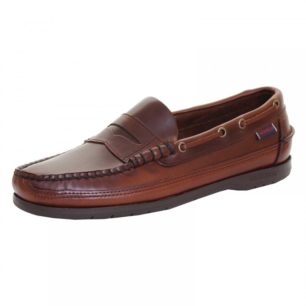 2cc80cd339 Sebago Sloop Mens Boat Shoe - Mens from CHO Fashion and Lifestyle UK