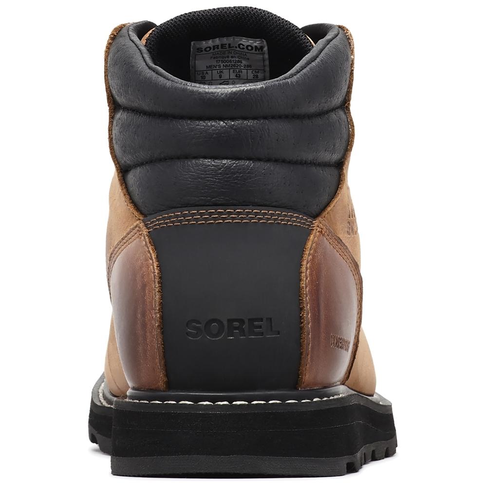 c4a4b01dae1 Sorel Sorel Madson Hiker Waterproof Mens Boot