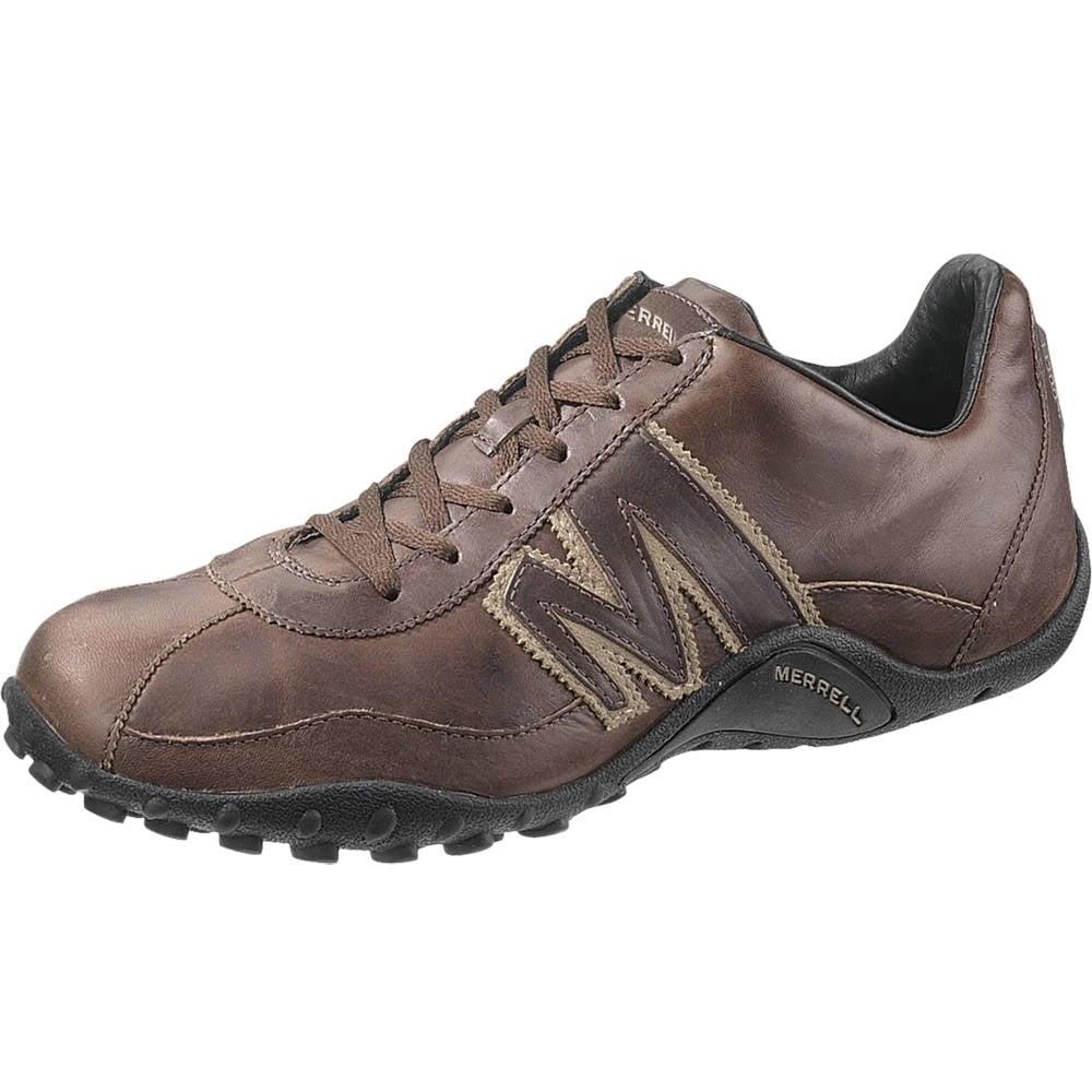 2f6d004d9a5f Merrell Sprint Blast Leather Mens Trainers - Footwear from CHO ...