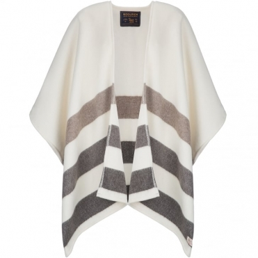 Striped Ladies Cape