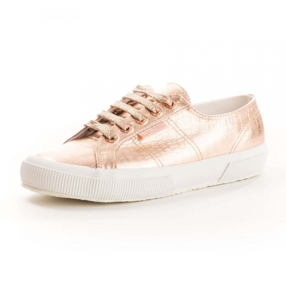 Alta qualit Superga 2750 Cotmetembossedcoccow Womens Shoe vendita