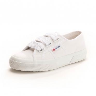d84bd323acd9 Superga 27750 Cotw Big Lace Womens Shoe