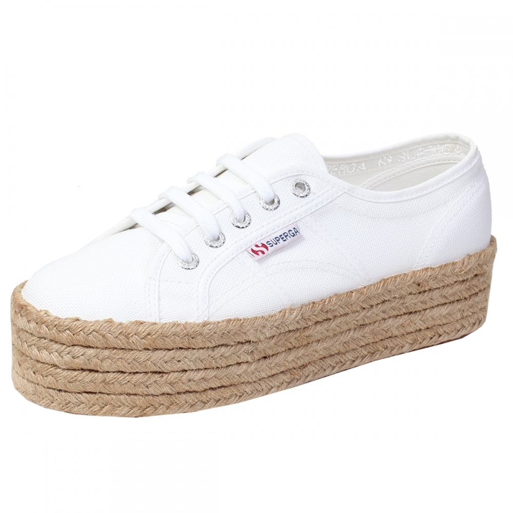 superga 2790 cotropew w shoes white mega deals and coupons. Black Bedroom Furniture Sets. Home Design Ideas