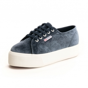 16e542890bee Superga 2790 Velvetchenillew Womens Shoe
