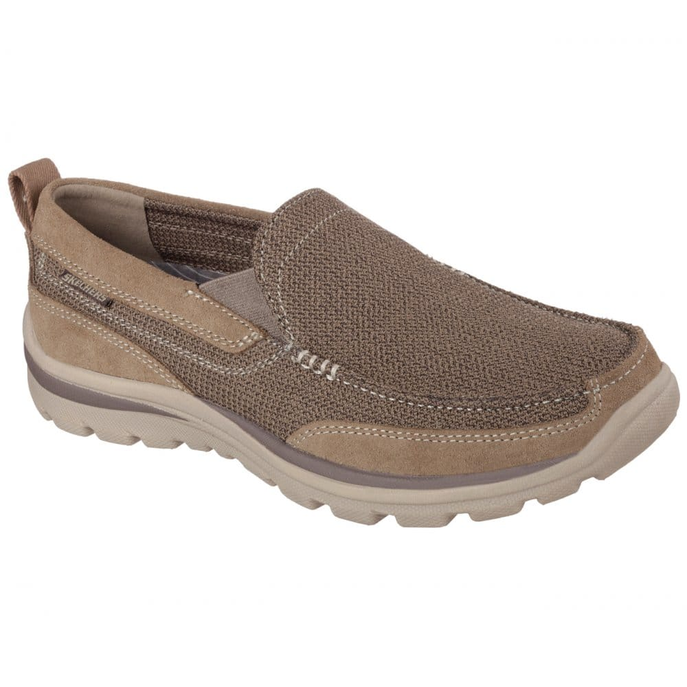 Skeechers Slip On Mens Shoe