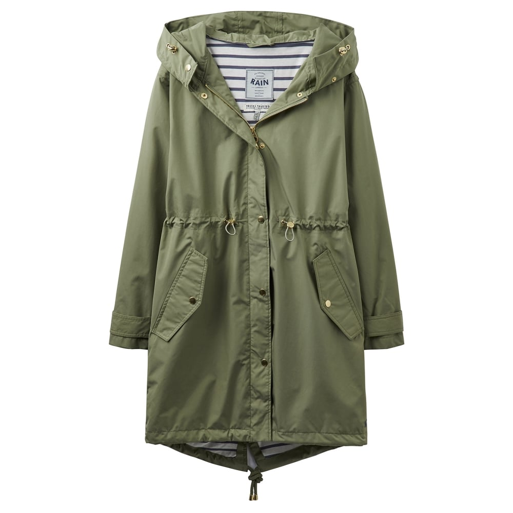 Joules Swithin Waterproof Ladies Parka (W) - Womens from CHO Fashion ... e5455a49ff