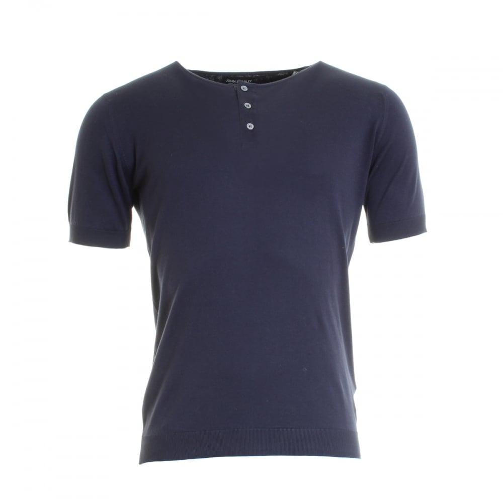 Mens Button Down T Shirts